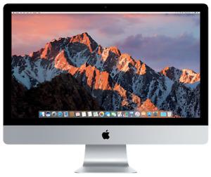 CHERCHE iMac (27-inch, Mid 2011) POUR LES PIÈCES
