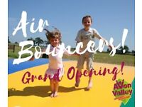 AIR BOUNCERS - OPENING EVENT