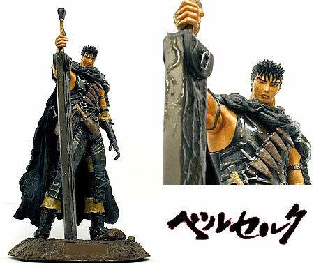 *NEW* Berserk Black Swordsman Magun Resin Statue