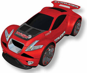 Wi-Spi Intruder RC Car w/ Video Camera, iOS / Android Controlled