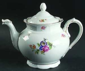 Rare and Unique Rosenthal Coffeepot and Teapot and Misc. Pieces