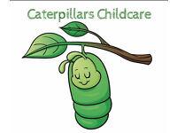 Caterpillars childcare