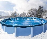 Brand new winter pool cover!!