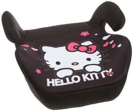 hello kitty car seat ebay. Black Bedroom Furniture Sets. Home Design Ideas
