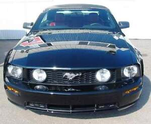 2005 Ford Mustang Cabriolet 17,600 ÉCHANGE CONTRE PCKUP 4X4