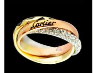 Chanel and Cartier Jewellery