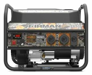 Firman  portable Generator New Never used