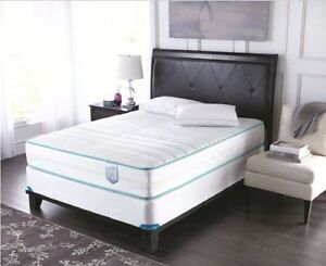 Chiropratic, Vista Point queen size mattress and boxspring