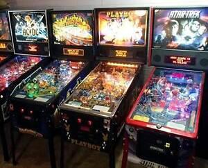 Australian Pinball Museum open all June Long Weekend Nhill Hindmarsh Area Preview