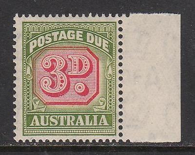 AUSTRALIA 1946 NUMERAL SC # J74 MNH