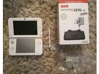 Nintendo 3DS XL Console 16GB with Installed Games