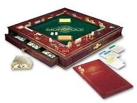 Limited edition Franklin Mint Monopoly Board