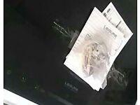 (ex display) Induction Hob Leisure PHIPI64500HT 58cm - Black