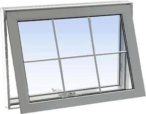Awnings - vinylbilt Vinyl Awning Windows - We have a large selection of windows!!