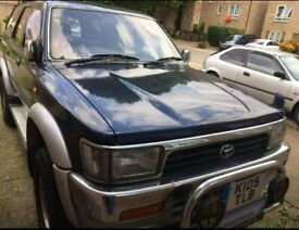 Toyota hilux surf auto 4×4
