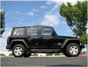 Trail Fx Rock Crawler Side Armor Jeep 2007-17 West Island Greater Montréal image 1