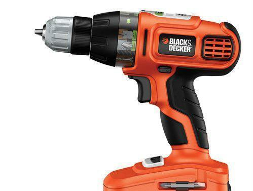black and decker 18 volt drill ebay. Black Bedroom Furniture Sets. Home Design Ideas