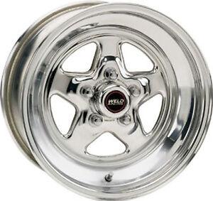 weld rims & tires