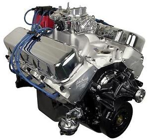 Chevrolet 454 525HP Big Block Long Block Crate Engine
