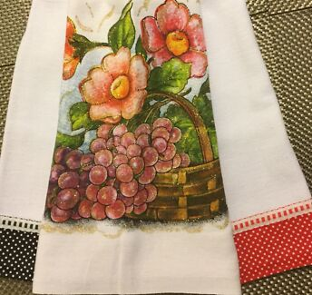 Kitchen Tea Towels & Kitchen Hand Towels from Brazil 100% Cotton