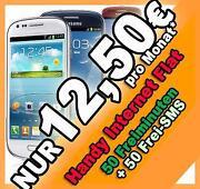 Samsung Galaxy S3 mit Vertrag