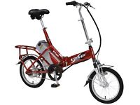 Izip Ezgo electric folding bike