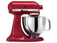KitchenAid Artisan Stand Mixer - Classic Red - 4.8L