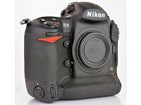 Nikon D3 BODY - Excellent condition + Nikon 24-120mm Lens