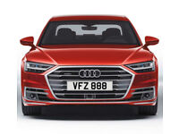 VFZ 888 – Price Includes All DVLA Fees – Cherished Personal Private Registration Number Plate