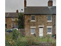 One Bed Cottage For Rent on High Street, Eckington
