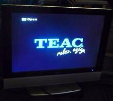"Teac 22"" HD LCD TV / DVD Combo with Remote High Wycombe Kalamunda Area Preview"
