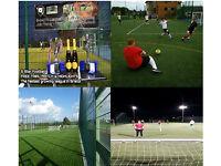 Join Bristol's Best and Cheapest 5-a-side Football league