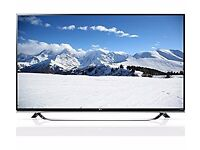 LG 49UF850V 49 Inch 3D SMART 4K Ultra HD LED TV Built In Freeview HD WiFi Black