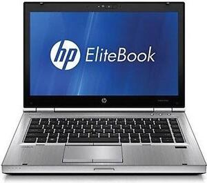 MEGA SOLDES : HP Elitebook 8470p Core i5 (3e géné) - 8Gb - 320GB - Win 7 - HDMI