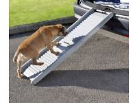 NEW PORTABLE FOLDING PET RAMP