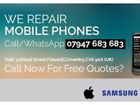 iPhone 8 Repair Coventry Call For Repair Quote