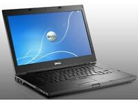 "Dell E6510 Quad Core i3 2.5GHZ Laptop. Windows 7. 4GB. 250GB. 15.6"" Screen."