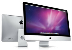 iMac 21.5 inch Intel® Core™ i3 @ 3.06 GHz/500GB HDD/4.0 GB RAM