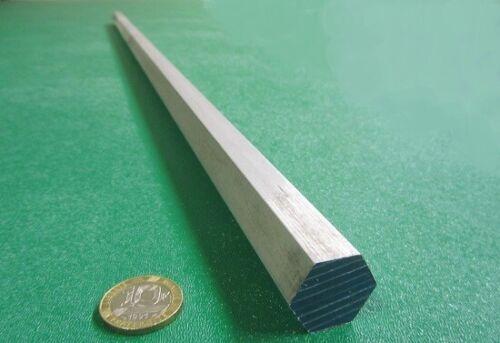 "2024 Aluminum Hex Rod 7/8"" Hex x 3 Ft Length"