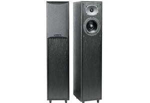Excellent Floor standing Cerwin vega RL16T speakers