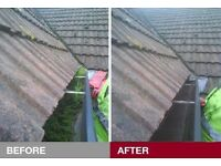 Gutter cleaning repairs/replacements