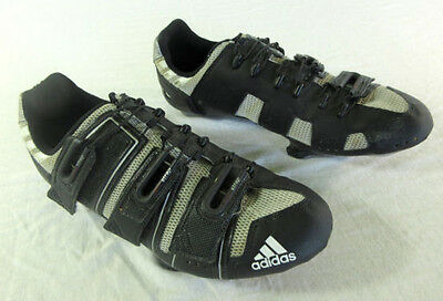 3f8265f4a819 Adidas Alu Tex Fast Strap Cycling Shoes Size 5 1 2US
