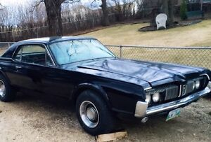 Looking for 1967 cougar parts