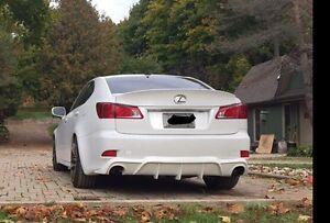 *price drop!* 2009 Lexus is250   6 speed  sport