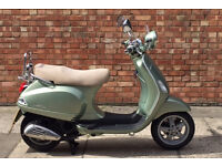 Vespa LXV 125 Immaculate condition with low mileage