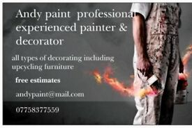 Local painter & decorator