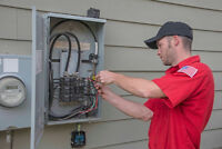 Electrician looking for small to medium jobs