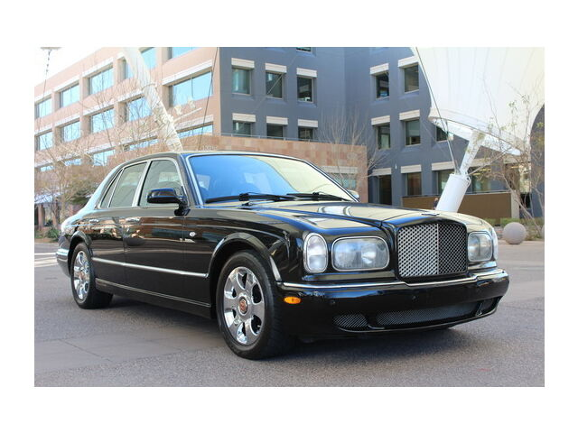 2002 Bentley Arnage Low Miles Well Serviced Super Cheap