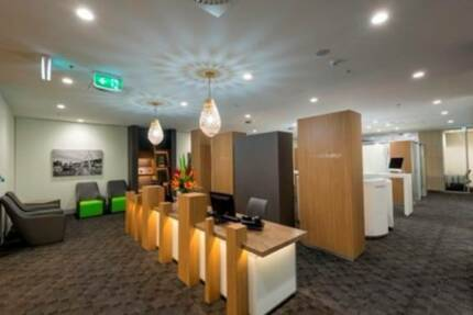 Dedicated co-working desk with 24/7 access on St Kilda Road
