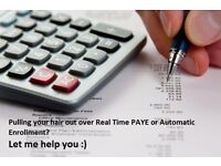 PAYROLL - FREE Set Up, then from £5.00 PER WEEK thereafter